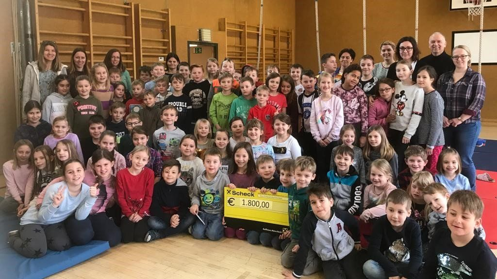 Charity event Primary School in Ilztal