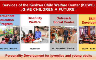 Overall Program Keshwa Child Welfare Center
