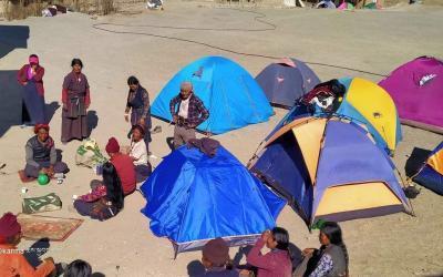 Nepal nach Corona lockdown